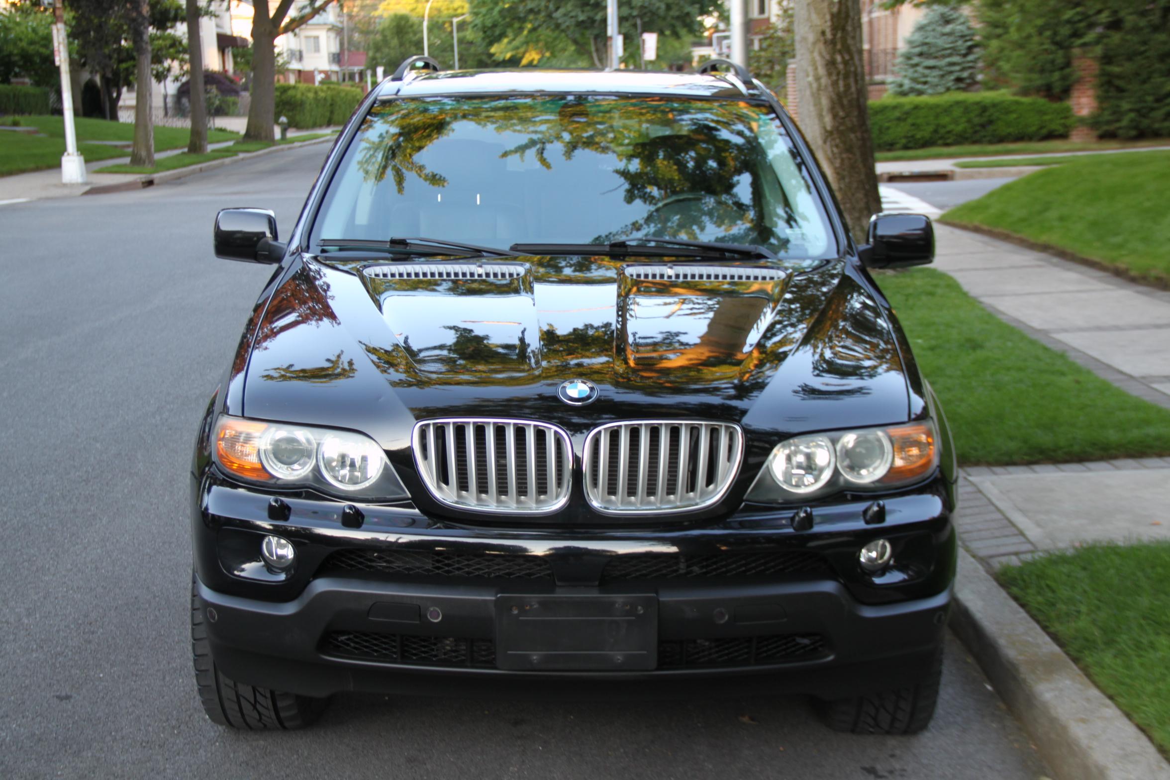 2006 Bmw X5 4 4i Sport