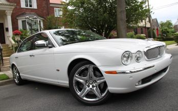 2006 JAGUAR XJ SUPER 8