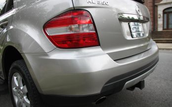 2006 MERCEDES ML350 4MATIK