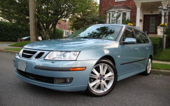2007 SAAB 9-3 2.0T WAGON 6SPEED MANUAL