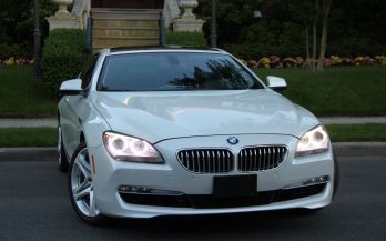 2012 BMW 650i xDrive SPORT COUPE