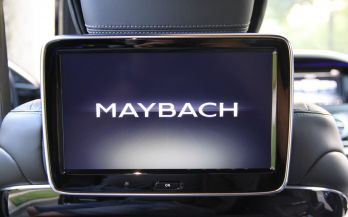 2016 MERCEDES S600 MAYBACH