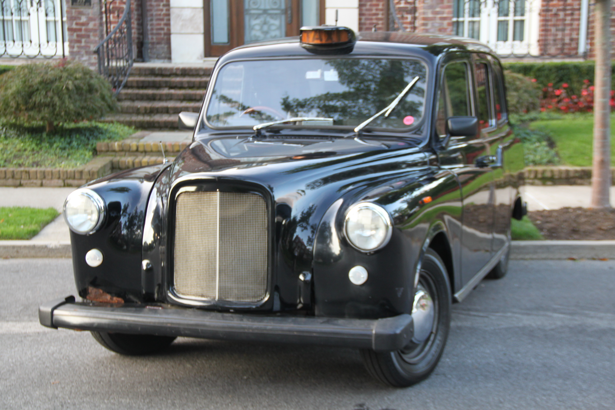 Cabs In Austin >> Buy Used 1981 Austin Fx4 London Cab For 59 900 From Trusted