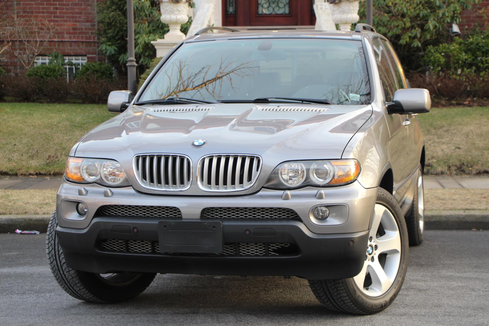 2006 Bmw X5 4 4i Sport Premium