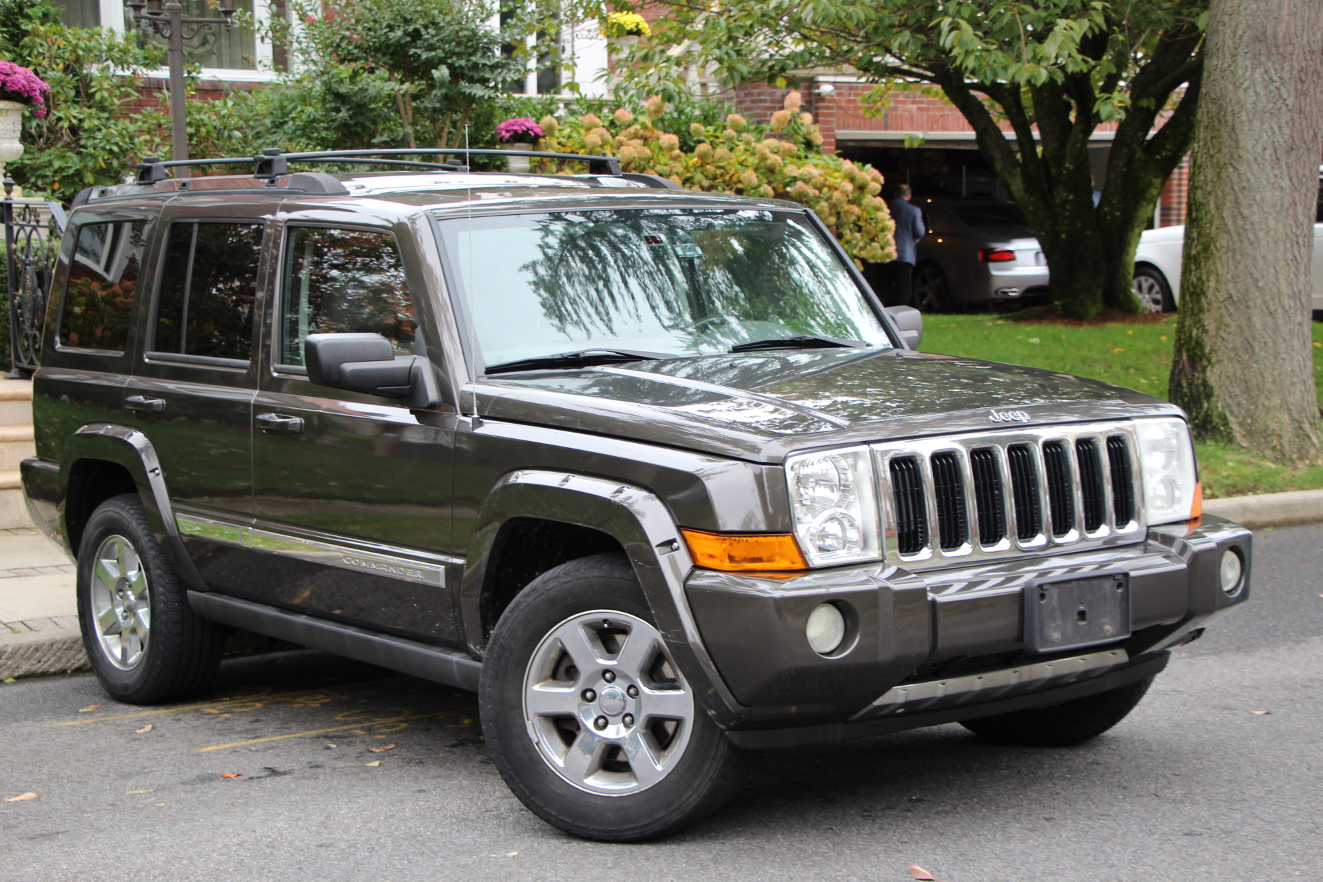 Buy Used 2006 Jeep Commander Limited Awd 5 7 Hemi For  4