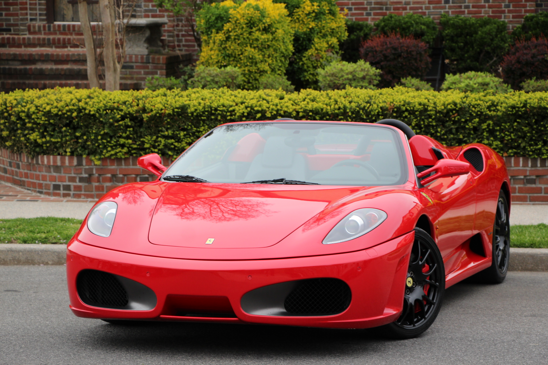 Buy Used 2007 Ferrari F430 Spider For 109 000 From Trusted Dealer In Brooklyn Ny