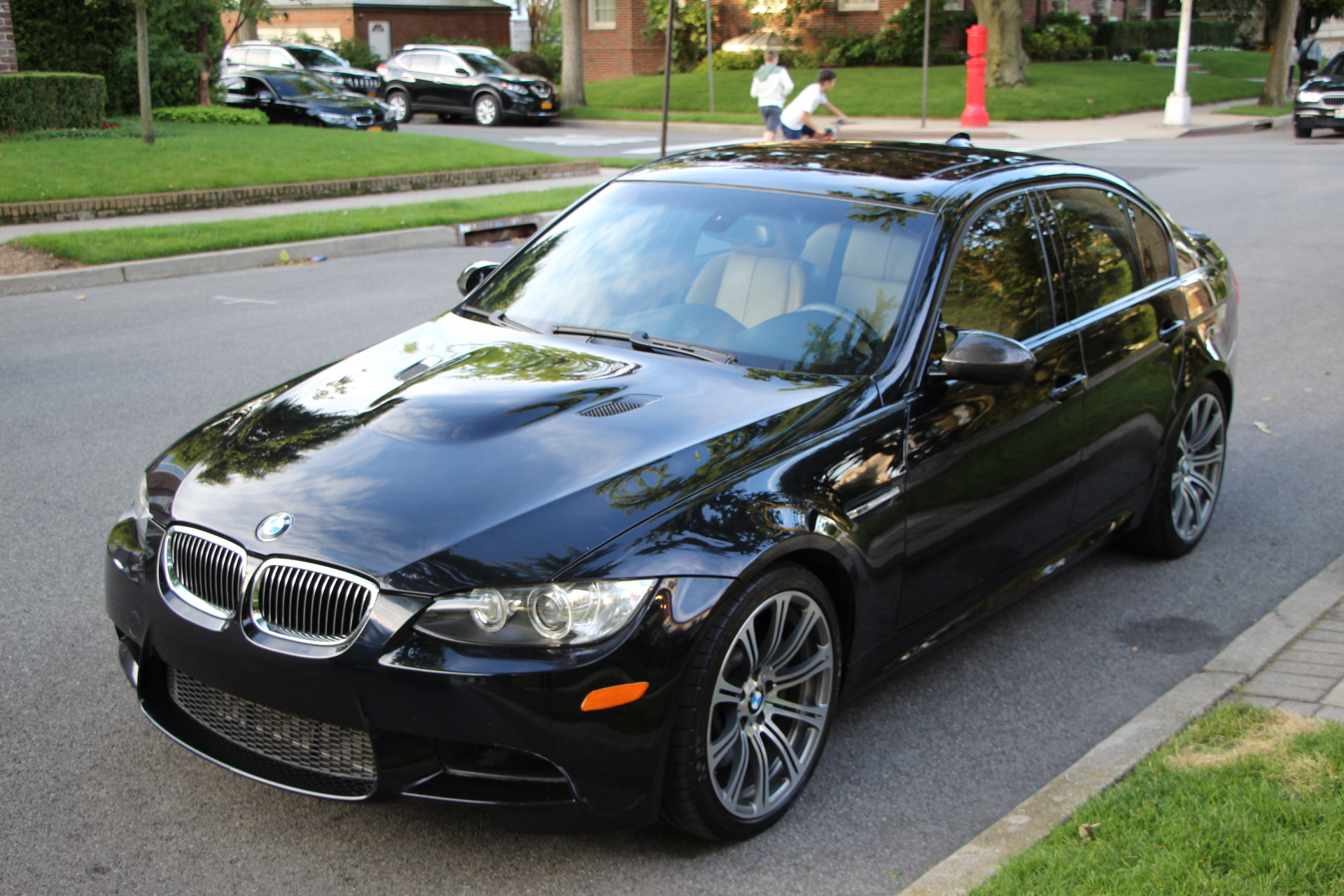 2008 BMW M3 6SPEED MANUAL SEDAN
