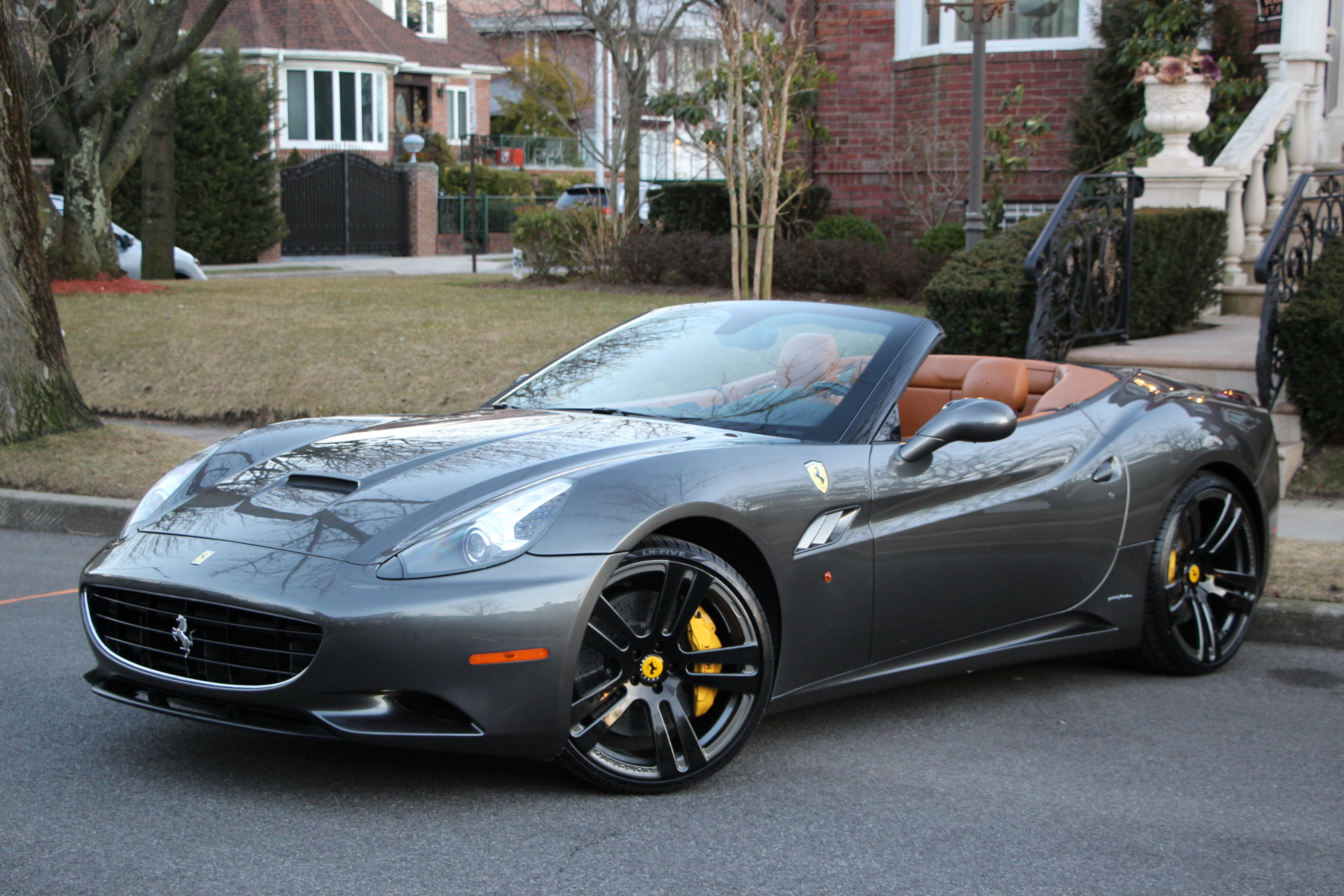 Buy Used 2010 FERRARI CALIFORNIA for $89 900 from trusted ...