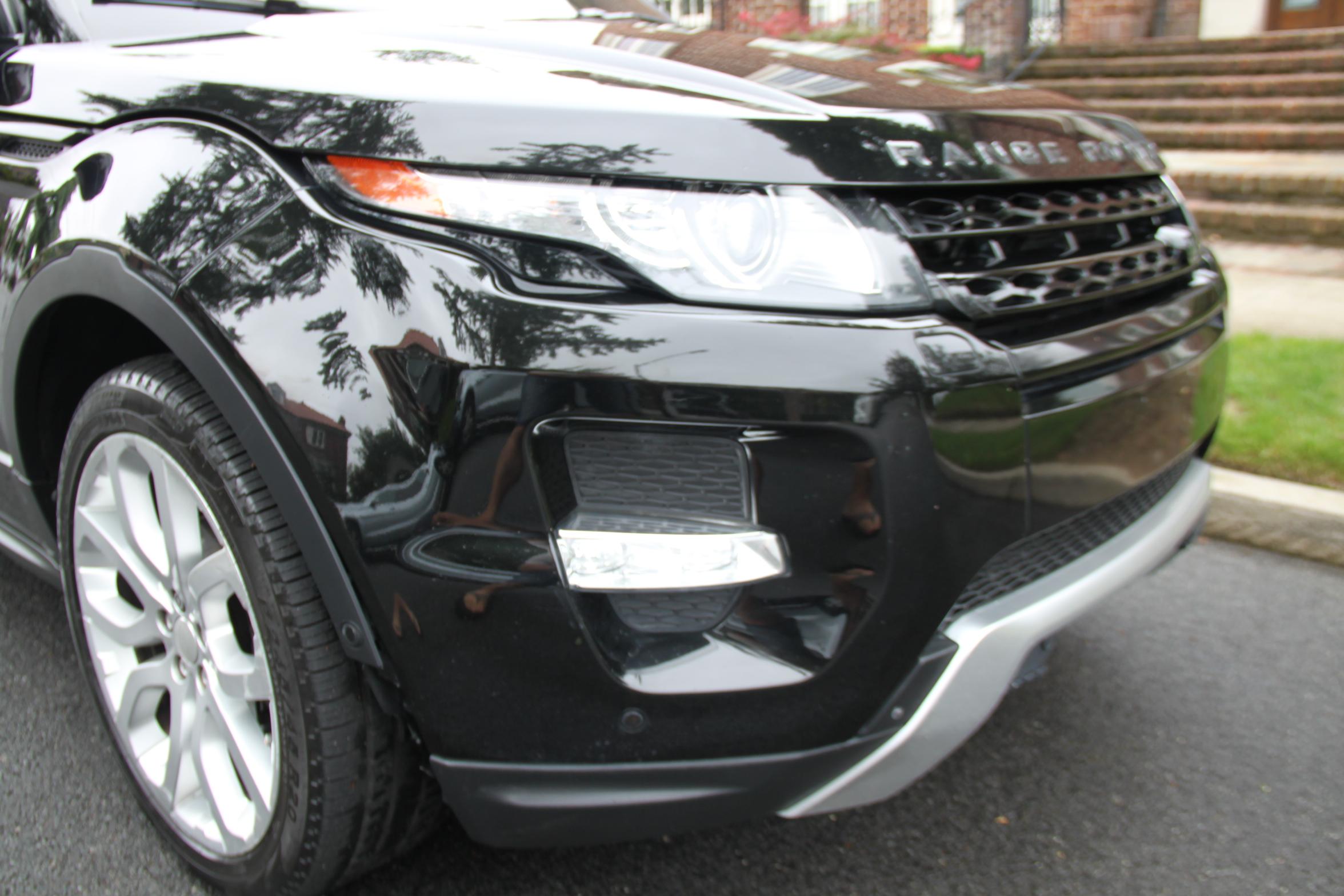 2014 Range Rover Evoque Dynamic Premium