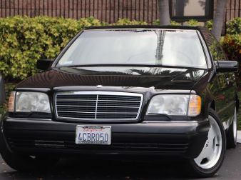 1999 MERCEDES S500 GRAND EDITION