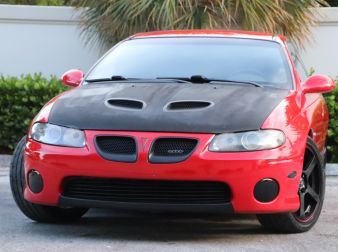 2004 PONTIAC GTO 5.7 V8 6SPEED