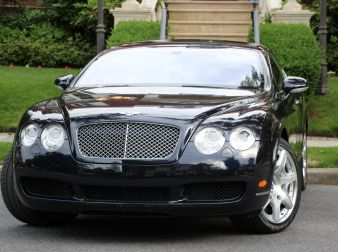 2006 BENTLEY CONTINENTAL GT MULLINER