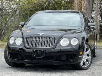 2007 BENTLEY CONTINENTAL FLYING SPUR MULLINER