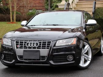 2008 AUDI S5 PRESTIGE QUATTRO 4.2L V8 6SPEED MANUAL