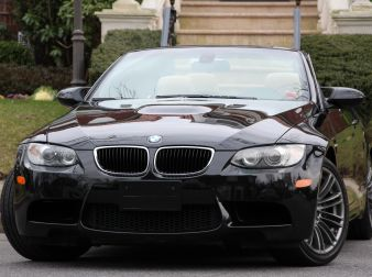 2008 BMW M3 CONVERTIBLE 6SPEED MANUAL
