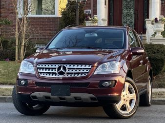 2008 MERCEDES ML350 4MATIK