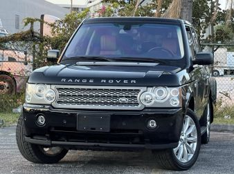 2008 RANGE ROVER WESTMINSTER SUPERCHARGED