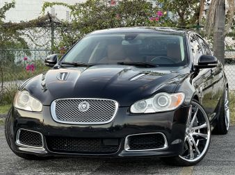 2010 JAGUAR XFR 5.0 SUPERCHARGED
