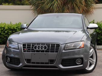 2012 AUDI S5 4.2 V8 PRESTIGE 6SPEED MANUAL