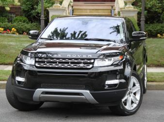 2013 RANGE ROVER EVOQUE COUPE PURE PLUS