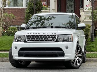 2013 RANGE ROVER SPORT AUTOBIOGRAPHY SUPERCHARGED