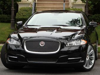 2014 JAGUAR XJL 5.0 SUPERCHARGED