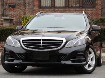 2014 MERCEDES E350 4MATIK LUXURY  WAGON