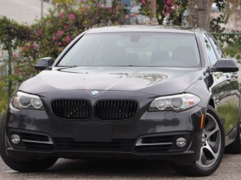 2015 BMW 5-SERIES ACTIVEHYBRID 5