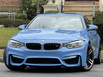 2015 BMW M4 6SPEED