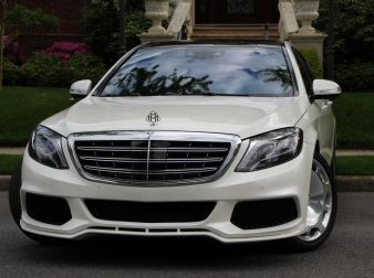 2016 MERCEDES S600 MAYBACH DESIGNO