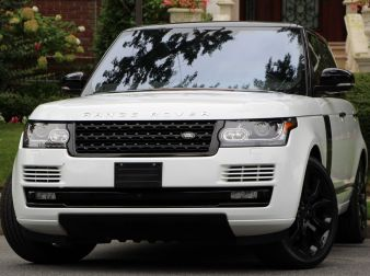 2017 RANGE ROVER SUPERCHARGED LIMITED EDITION