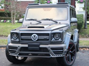 2018 MERCEDES G63 MANSORY EDITION