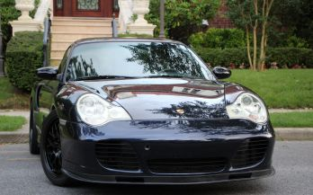 2003 PORSCHE 911 TURBO COUPE AWD 6SPEED