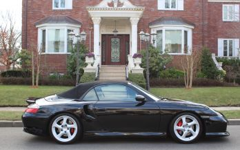 2004 PORSCHE 911 TURBO AWD TECHART