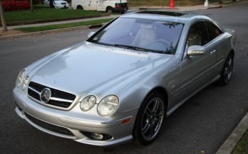 2005 MERCEDES CL65 AMG