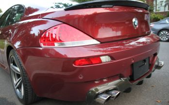 2006 BMW M6 COUPE