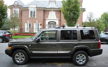 2006 JEEP COMMANDER LIMITED AWD 5.7 HEMI