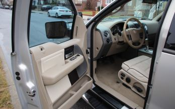 2006 LINCOLN MARK LT CREW CAB PICK UP