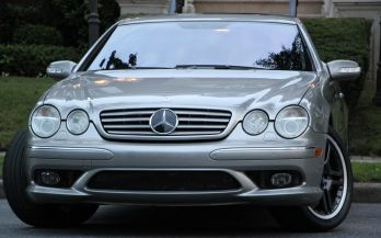 2006 MERCEDES CL65 AMG
