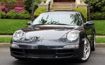 2006 PORSCHE 911 CARRERA S 6SPEED