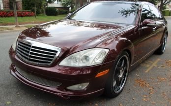 2007 MERCEDES S550 CARLSSON EDITION