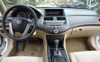 2008 HONDA ACCORD LX