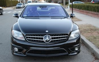 2008 MERCEDES CL65 AMG