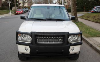 2008 RANGE ROVER SUPERCHARGED