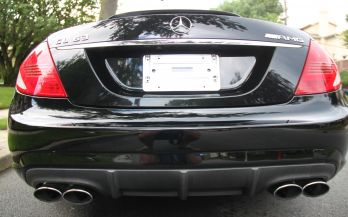 2009 MERCEDES CL63 AMG
