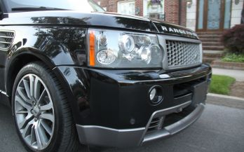 2009 RANGE ROVER SPORT SUPERCHARGED