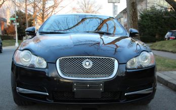 2010 JAGUAR XF 5.0 SUPERCHARGED