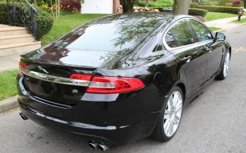 2010 JAGUAR XFR SUPERCHARGED