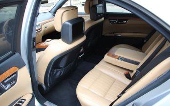 2010 MERCEDES S550 4MATIK DESIGNO SPORT AMG
