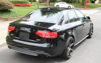 2011 AUDI S4 QUATTRO 6SPEED PREMIUM PLUS